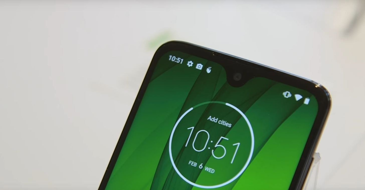 Everything You Should Know About the Moto G7