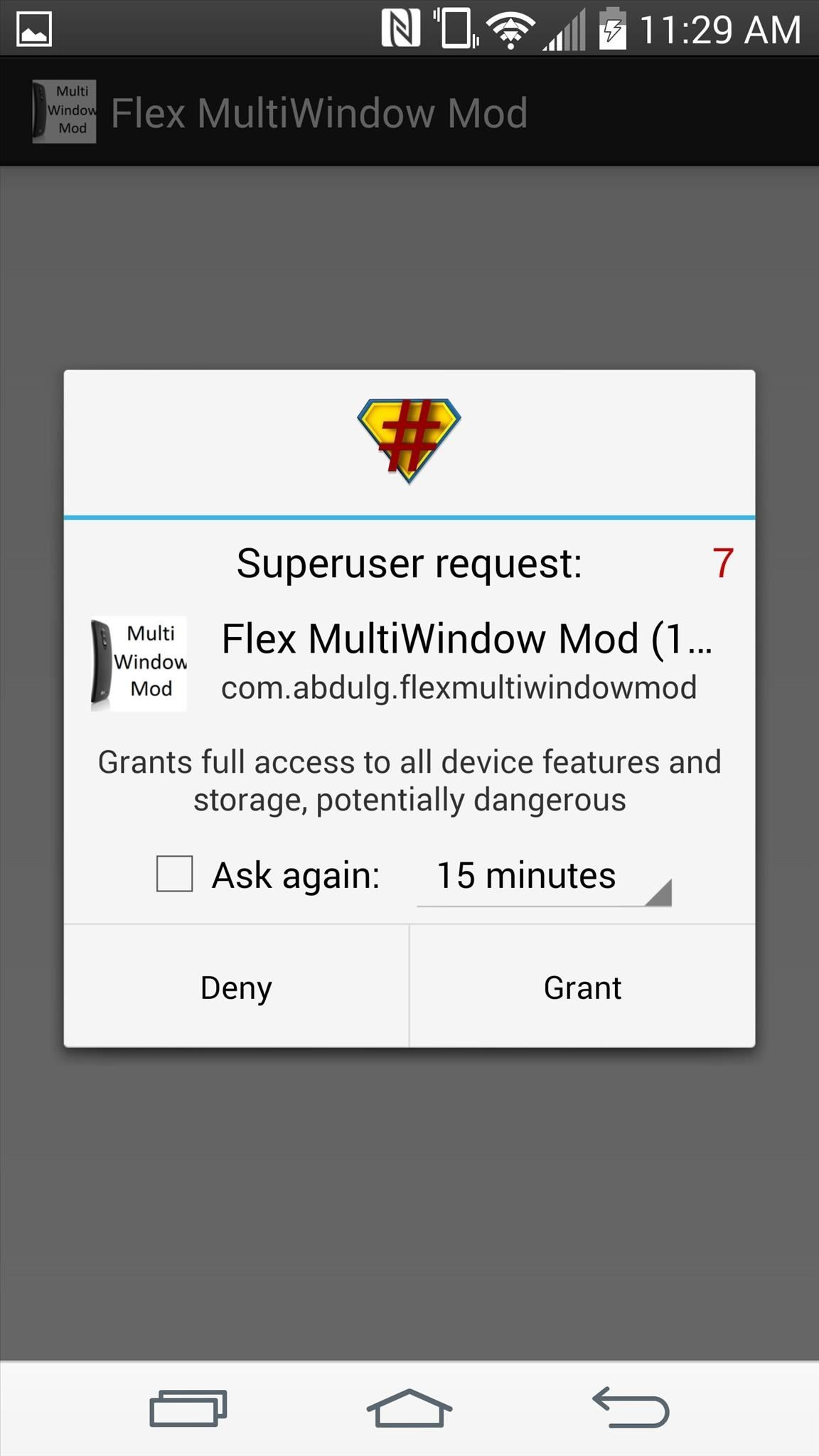 Bypass the LG G3's Dual Window Restrictions for Use with Any App