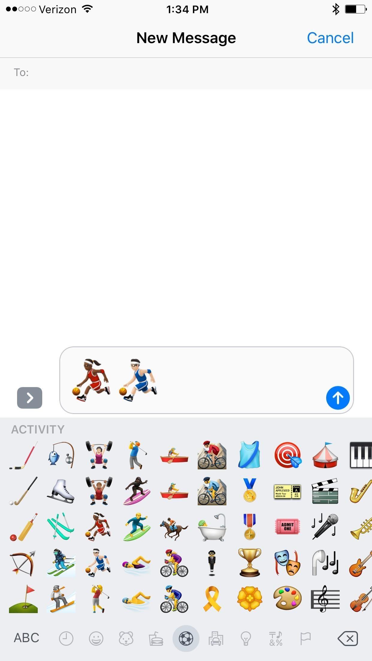 Apple's Latest iOS 10 Beta 4 Adds Emojis & More
