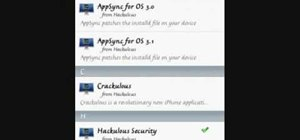 Install Installous on your iPhone and iPod Touch