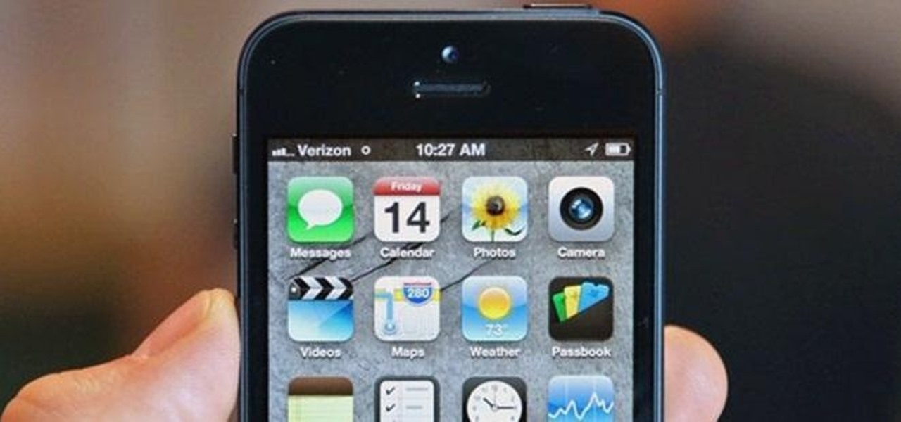 Make Sure You're Not Being Overcharged for Data on Your iPhone 5
