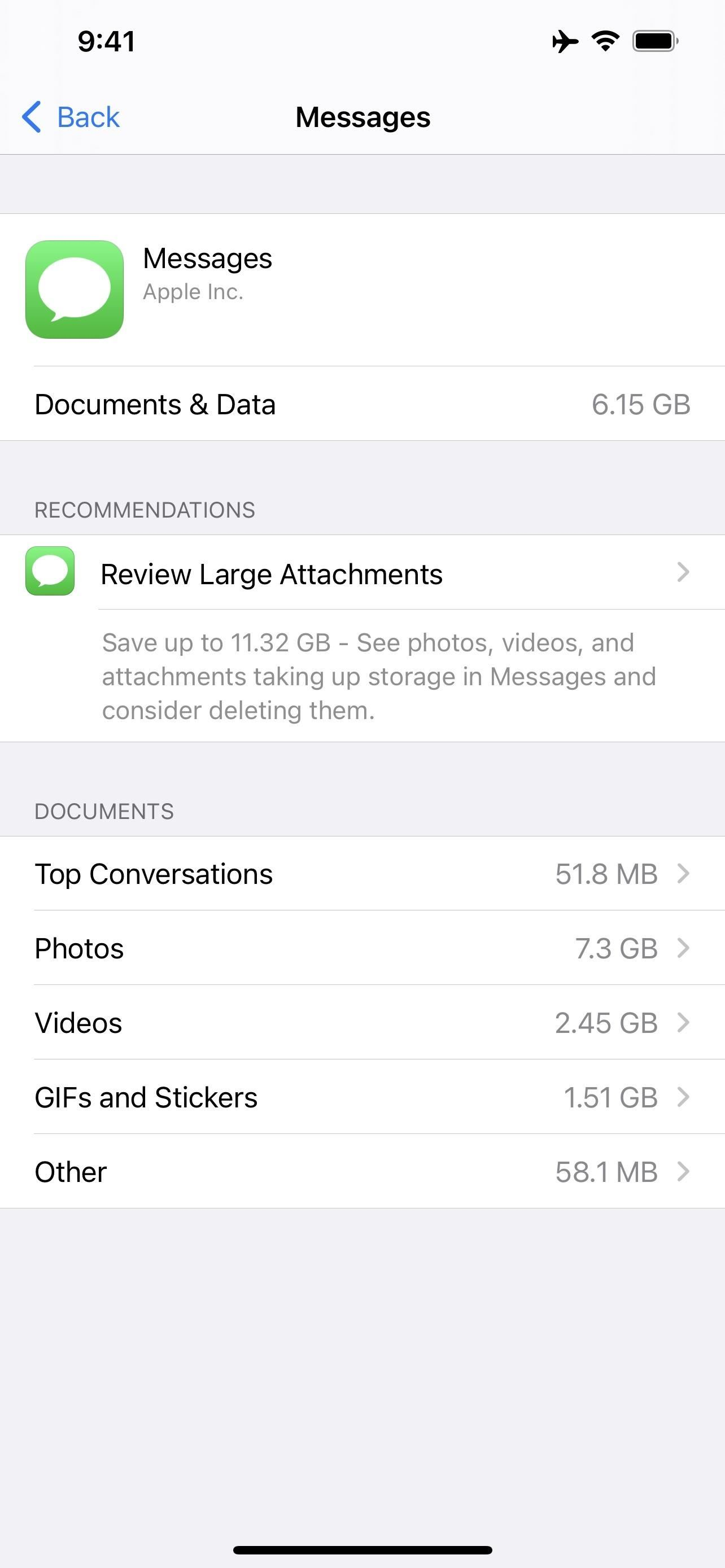 If 'Messages' Consumes Too Much iPhone or iCloud Storage, Don't Delete Your Conversations Just Yet