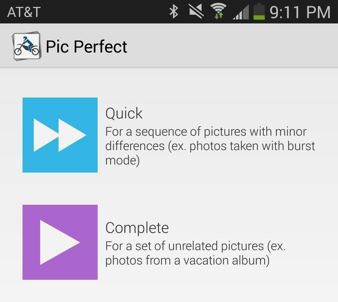 The Easiest and Fastest Way to Pick the Best Shot Out of Multiple Photos on Your Galaxy Note 3