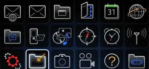 Find and move downloaded applications on a BlackBerry smartphone