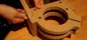 Assemble a CNC machine router kit