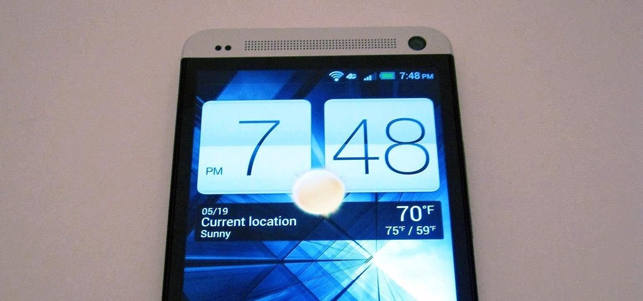 Revert Back to a More Traditional Sense-Style Home Screen on Your HTC One