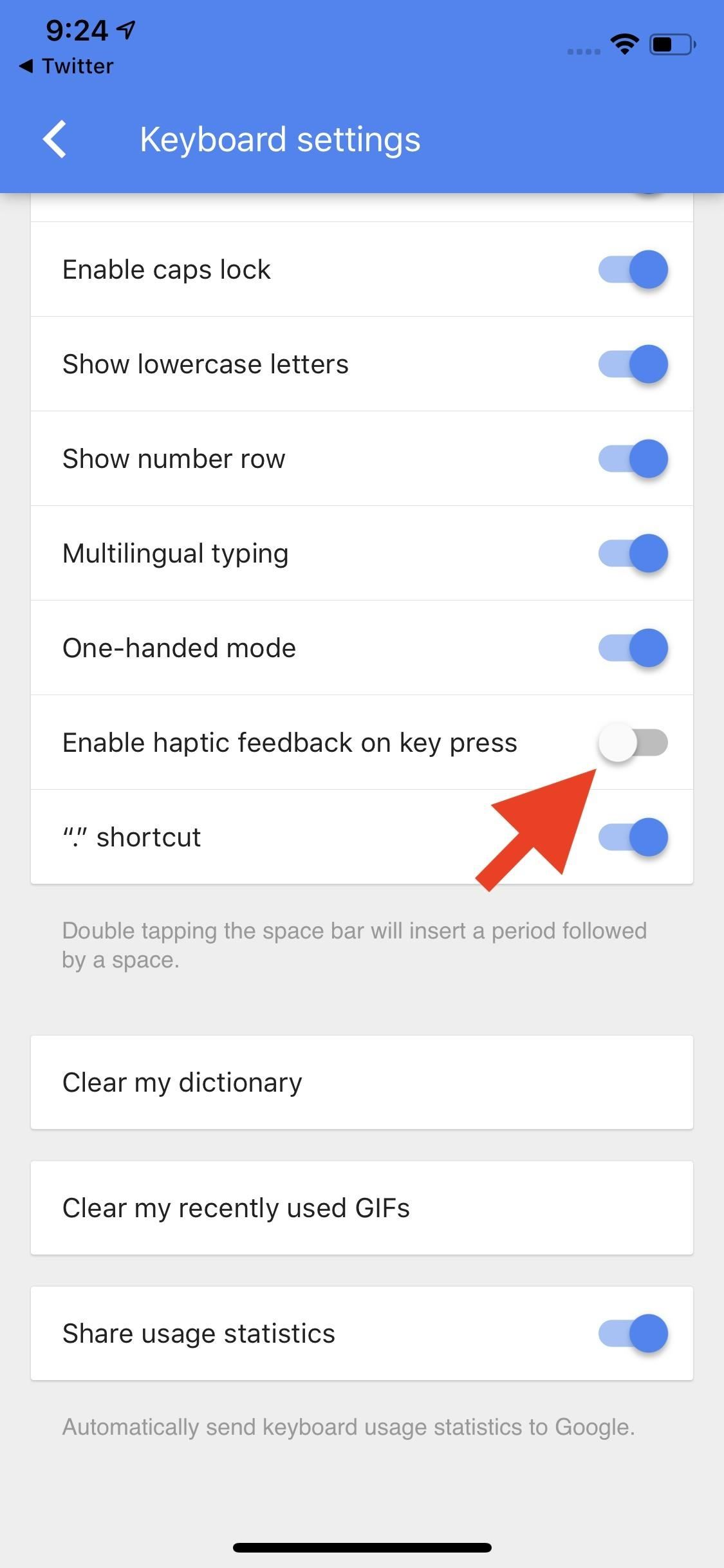How to Get Haptic Feedback in Your iPhone Keyboard to Feel