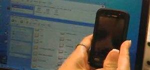 Add speech-to-text on an HTC Droid Eris smartphone