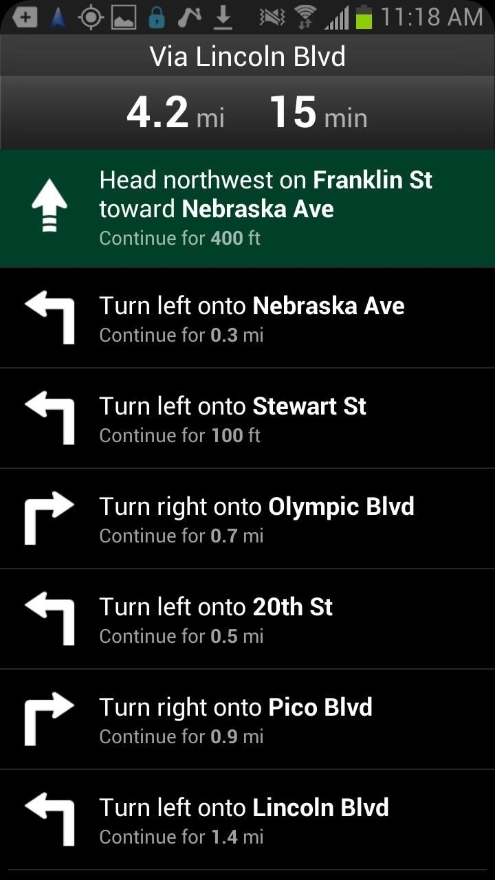 How to Save Battery Life & Never Get Lost Again with Offline Maps & Directions on Your Samsung Galaxy S3