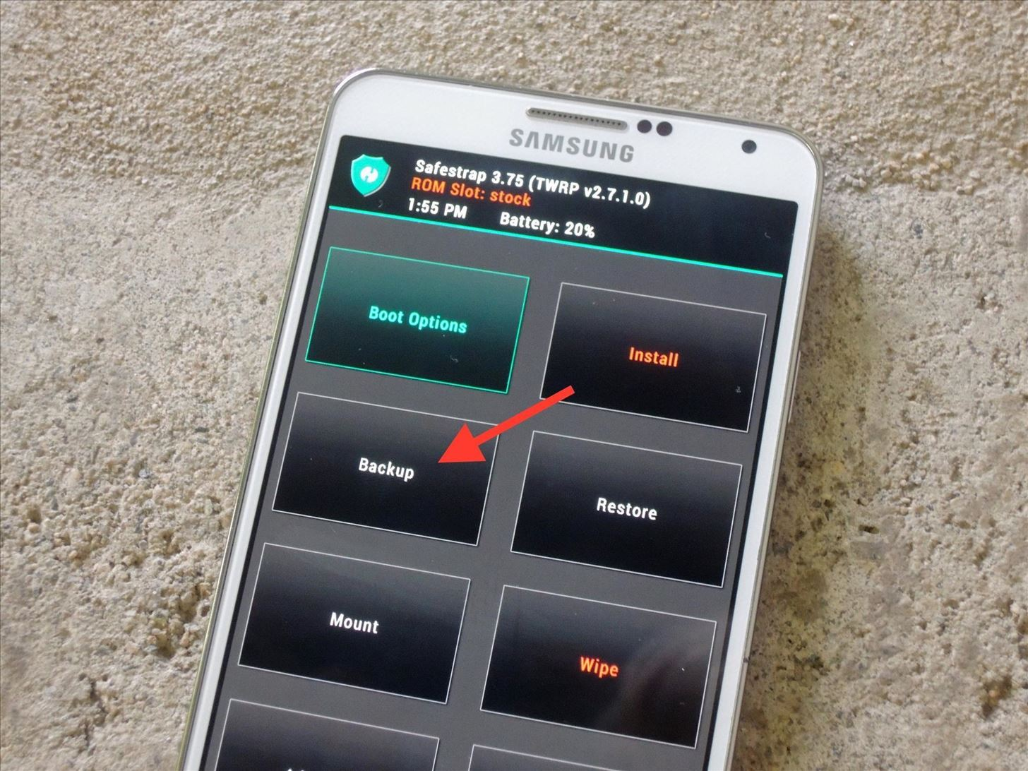 Change the Boot Up Sound to Anything You Want on Your Galaxy Note 3