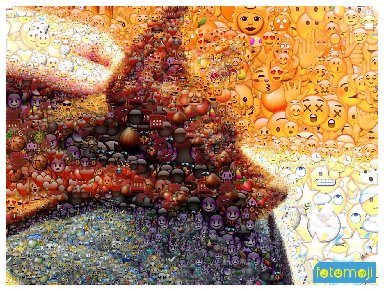 Create Emoji Art from Your Photos Using This Fun Tool
