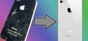 Take off and replace the backplate of your iPhone 4 (at&t / verizon)