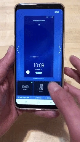 How to Completely Revamp the Lock Screen on Your Galaxy S8 or S9