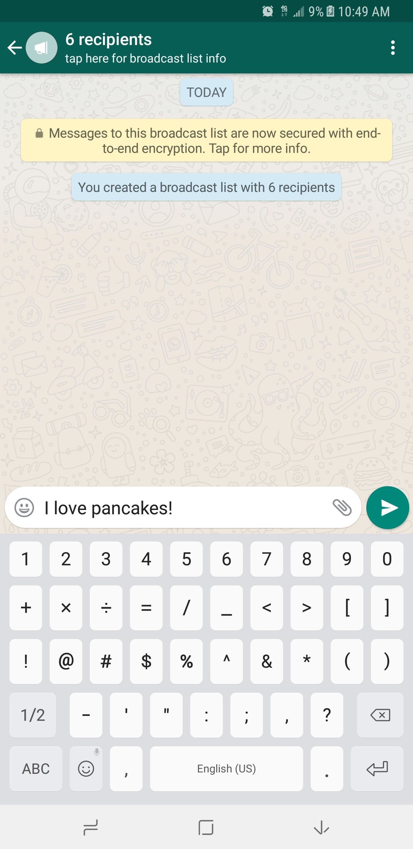 Whatsapp 101 How To Broadcast Messages To Multiple