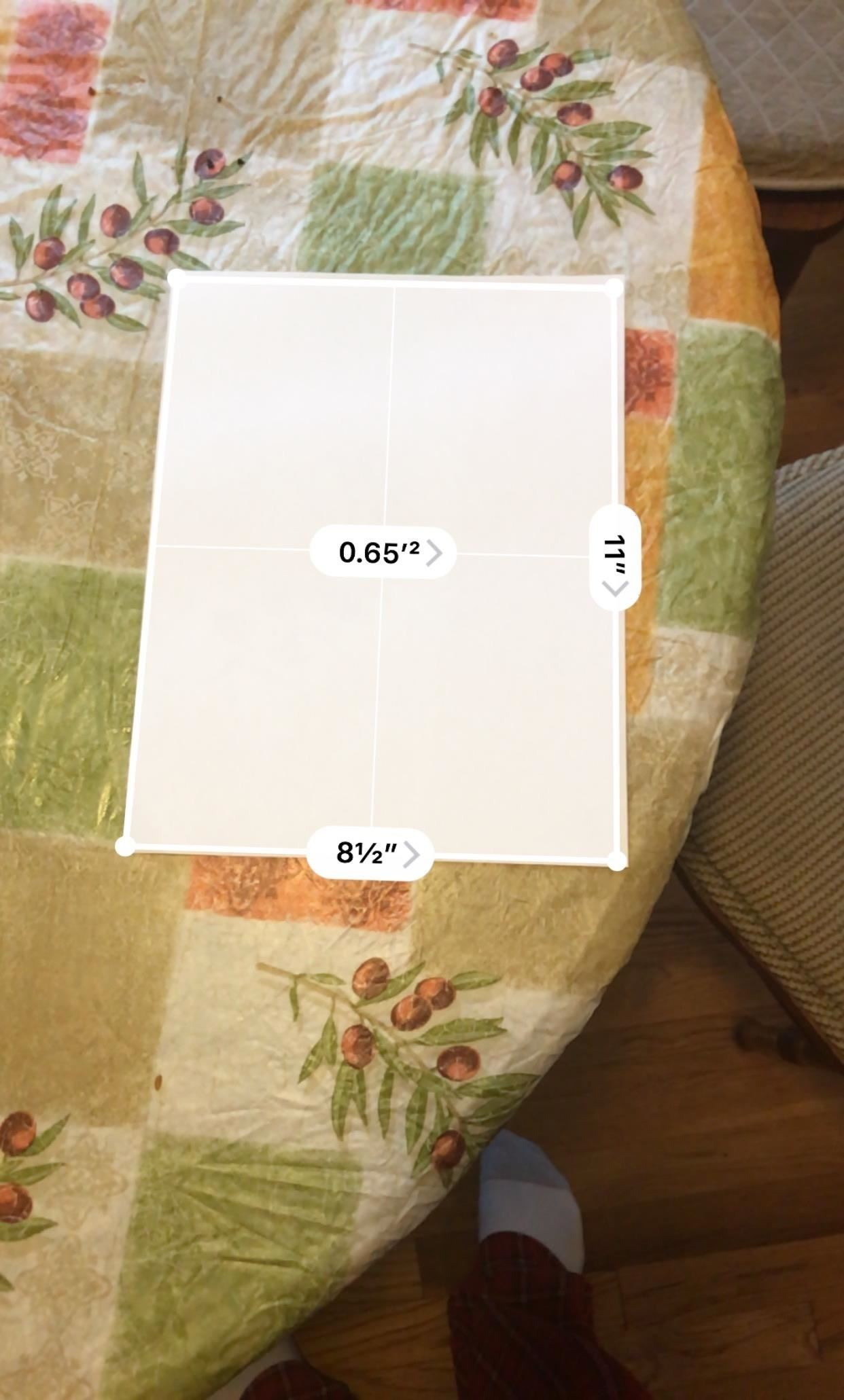 How to Measure Real-World Objects with Your iPhone in iOS 12