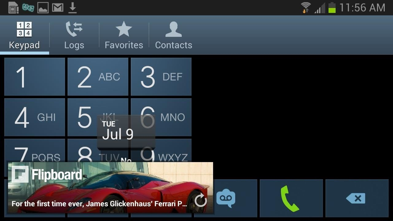 How to Float Multiple Widgets Over Any Android App on Your Samsung Galaxy S3