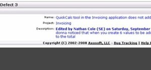 Use the Customer Portal feature in Axosoft OnTime 2008