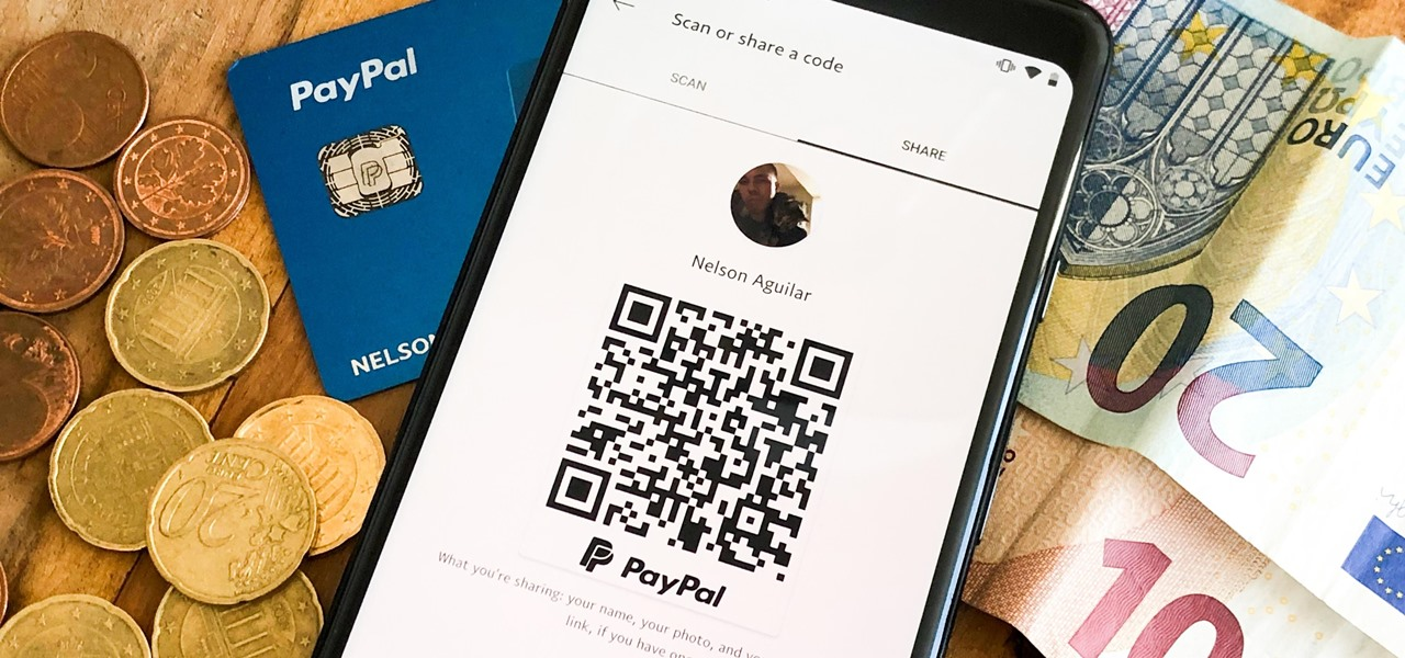 How to Share & Scan PayPal QR Codes for Faster Transactions When