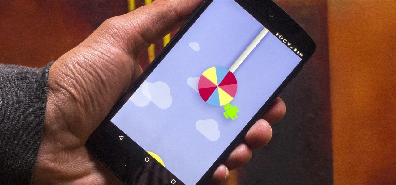 Get Android 5.0 Lollipop on Your Nexus Today