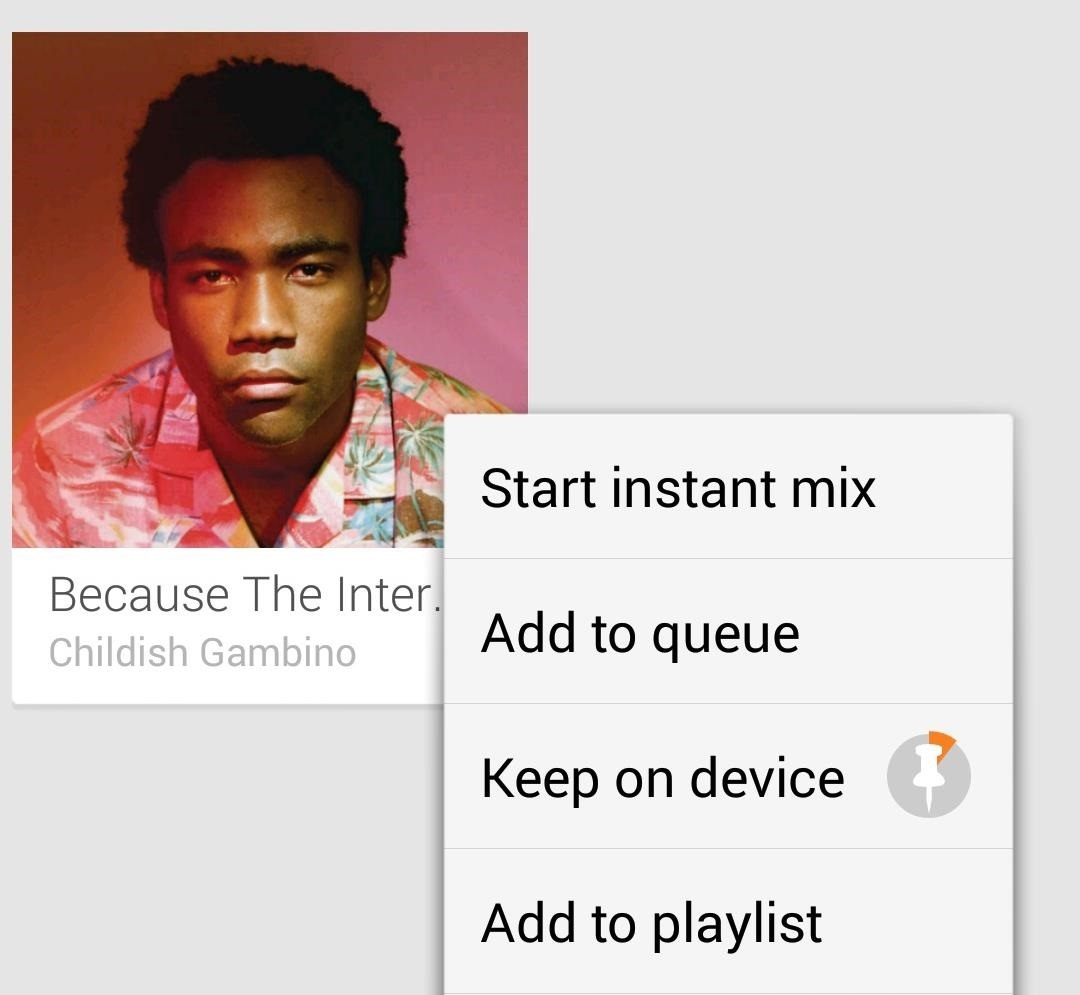 """How to Fix The """"Can't Play a Sideloaded Song Remotely"""" Error When Streaming Google Play Music to Chromecast"""