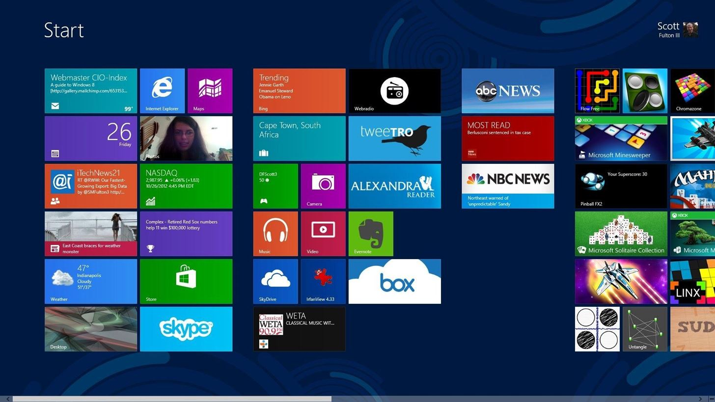 How to Bring the Classic Start Menu Back in Windows 8