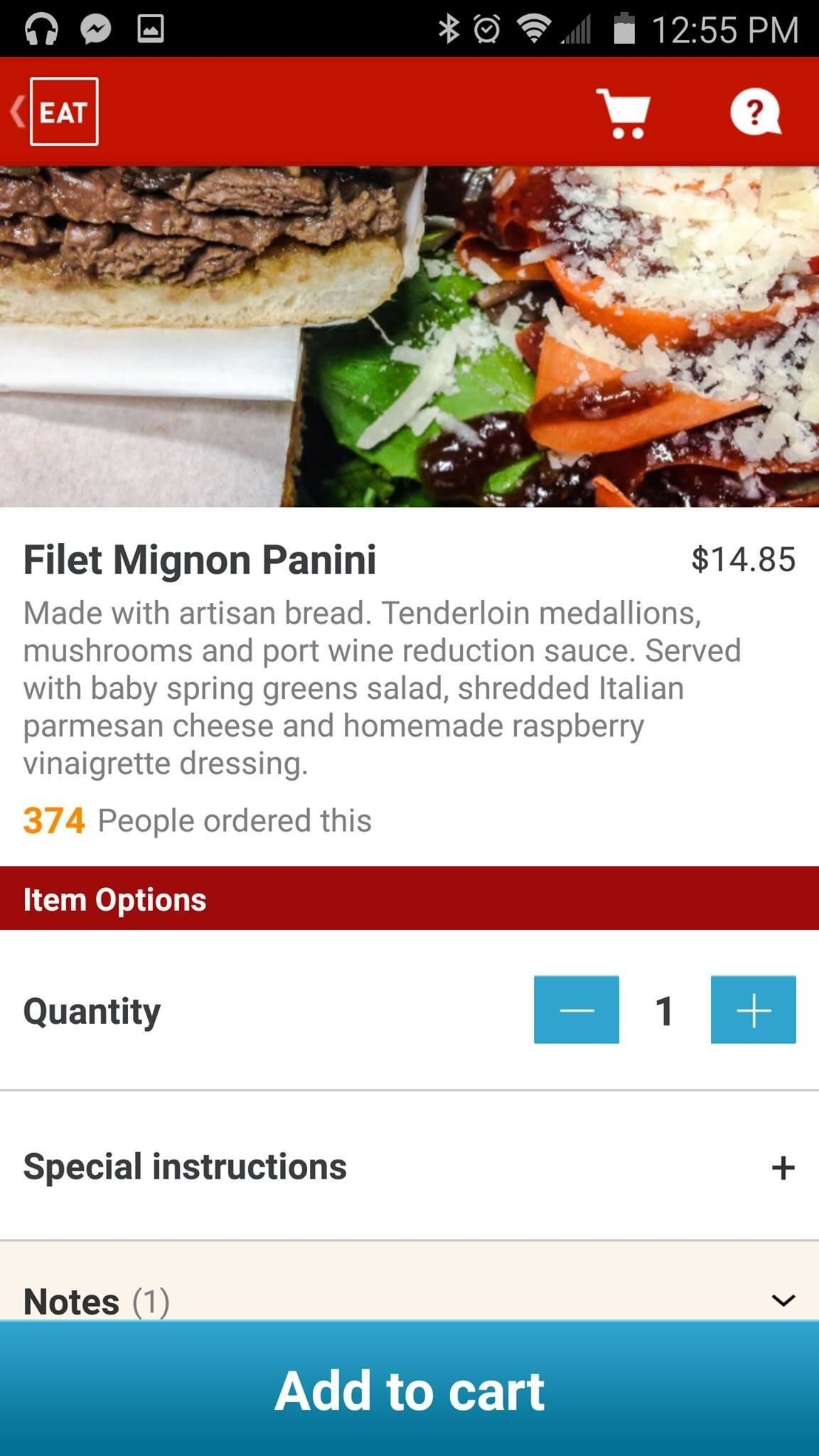 How to Order Food Directly from Google Search on Android & iOS