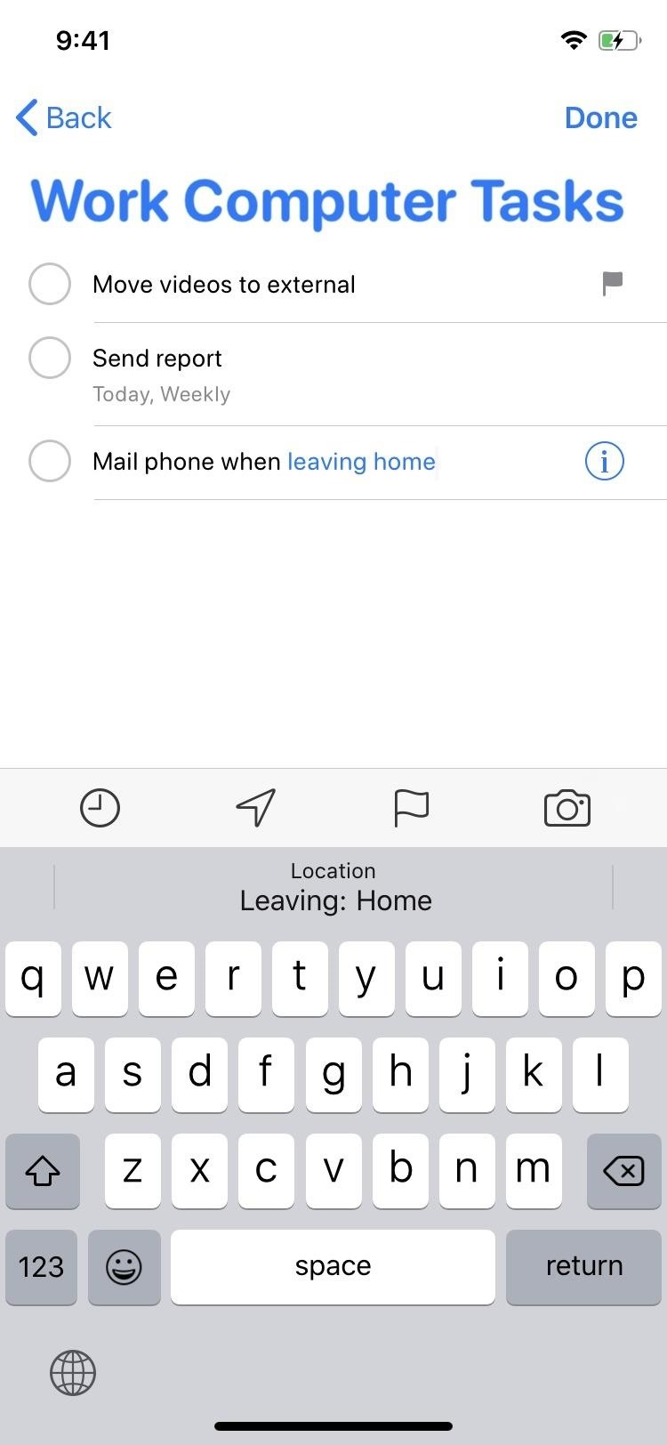 15 New reminder features in iOS 13 This will do So that you really want to use the app