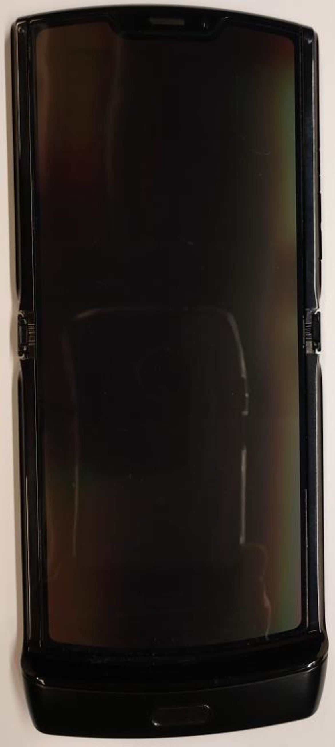 New Motorola RAZR Surface 2019 photos in FCC filing, dimensioning, notch and biometrics