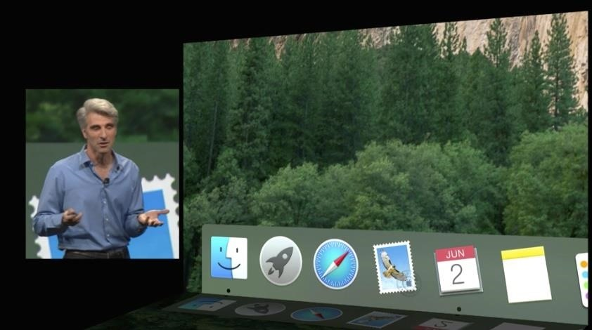 Apple Unveiled Yosemite: Here's What to Expect in Mac OS X 10.10