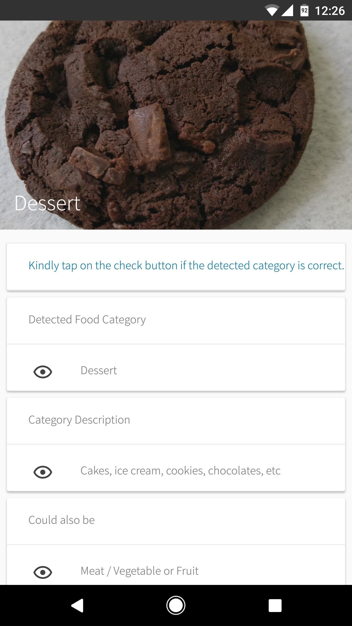 Not Hotdog: Try the Silicon Valley SeeFood App on Android