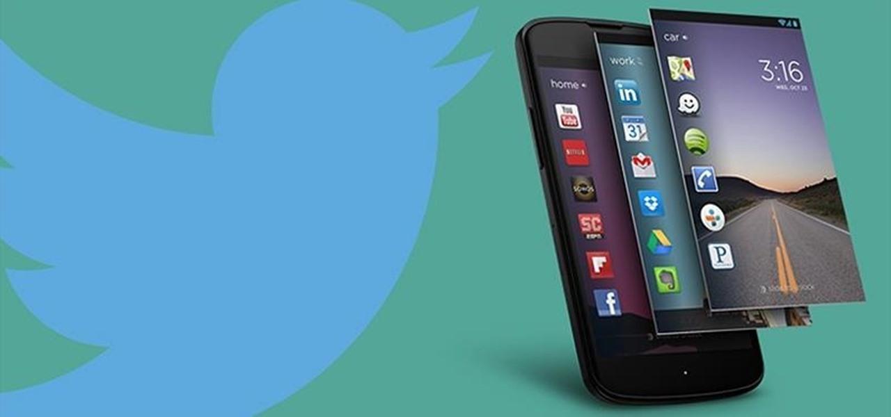 Twitter (Sorta) Buys a Lock Screen