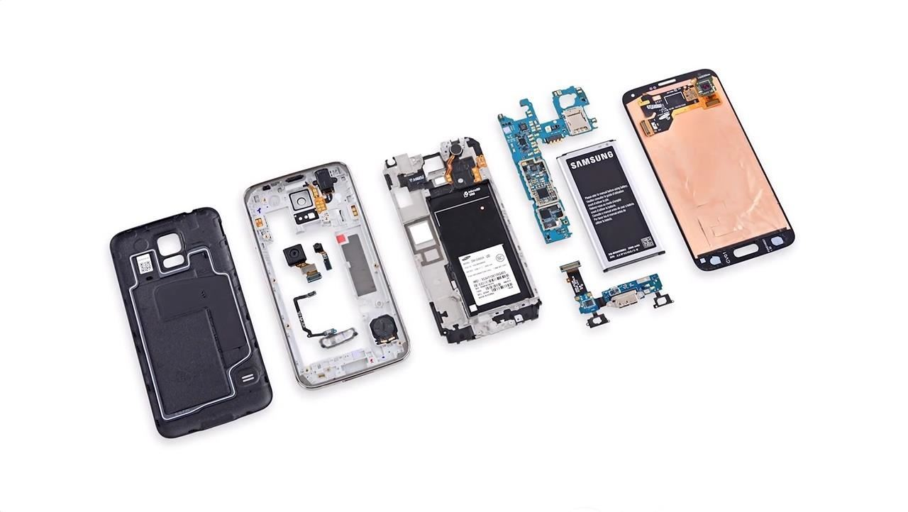 Just How Unbreakable Is the New Samsung Galaxy S5?