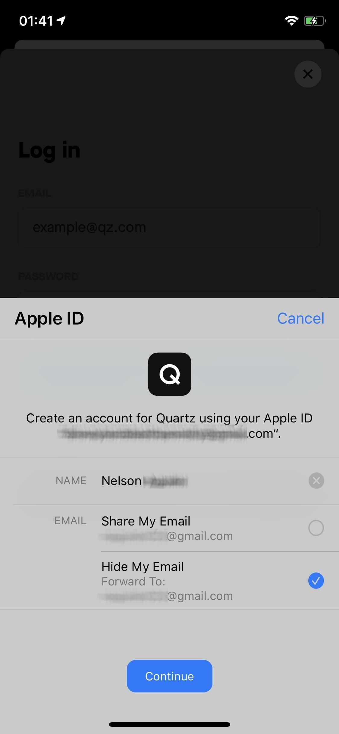 Use 'Sign in with Apple' on iOS 13 for Better Security & Privacy