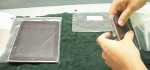 Create a simple waterproof case for your iPad or eReader