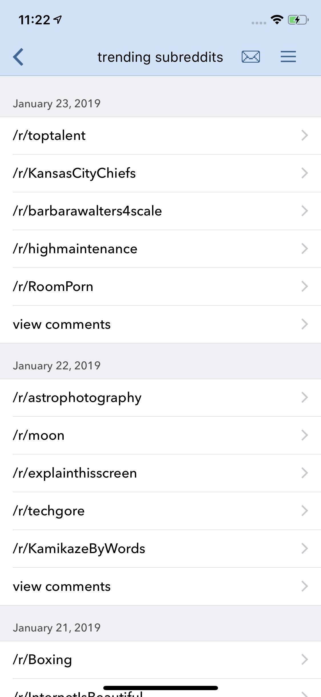 The 5 Best Reddit Apps for iPhone