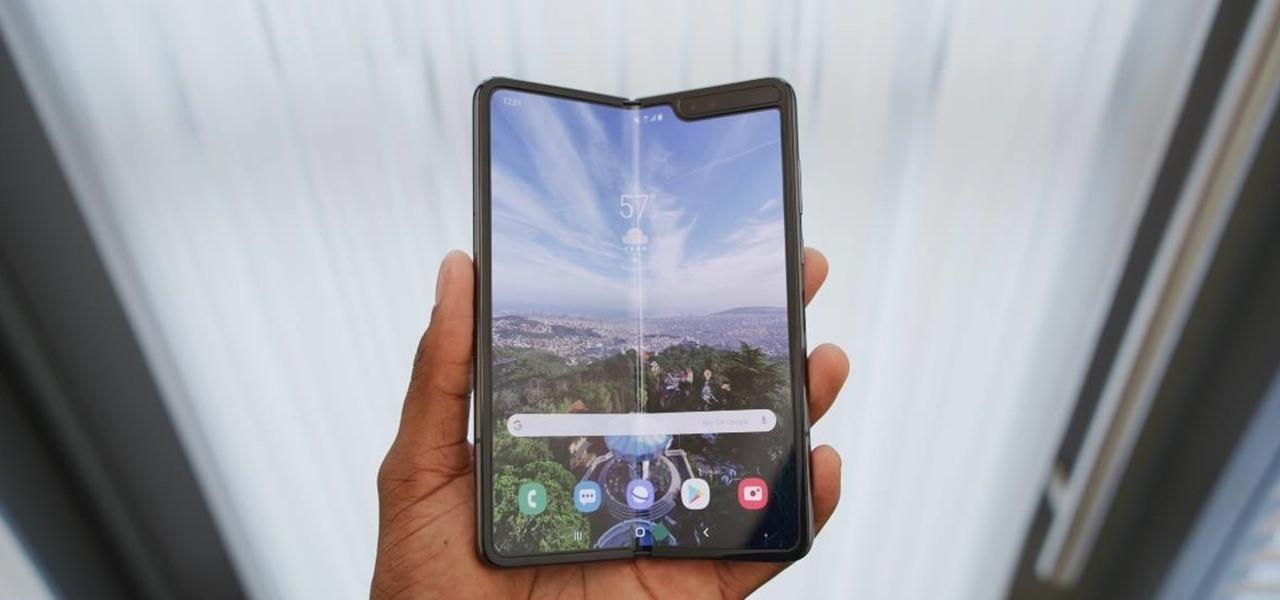 Meet Samsung's Crazy, Innovative (& Maybe Faulty) Galaxy Fold
