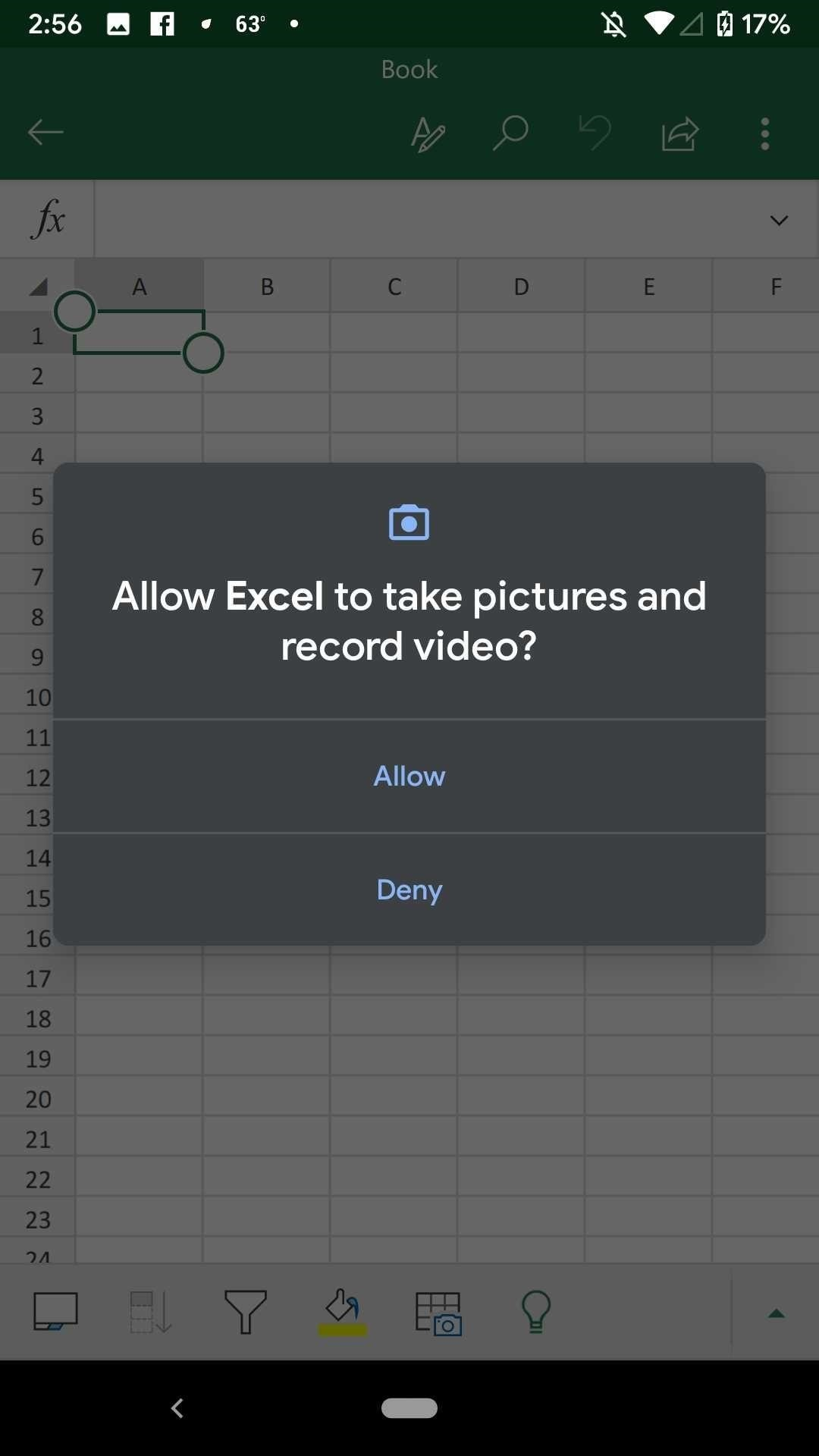 Get Data Directly from a Paper Table into an Excel File on Your Phone with This Neat Feature