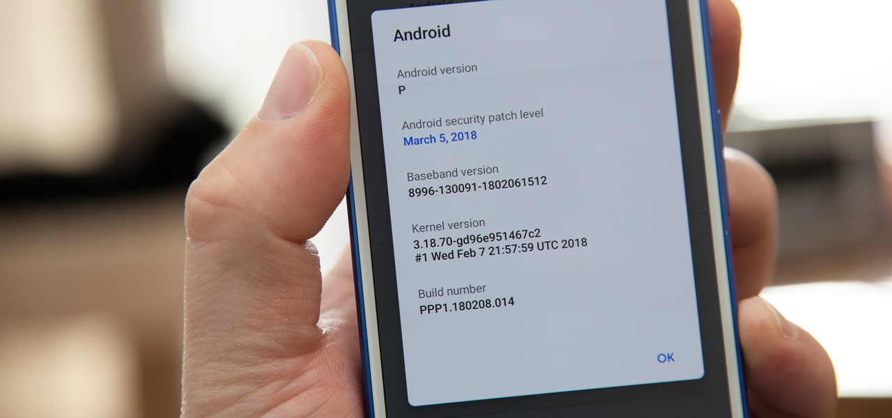 Install Android P Beta on Your Google Pixel or Pixel 2 Right Now