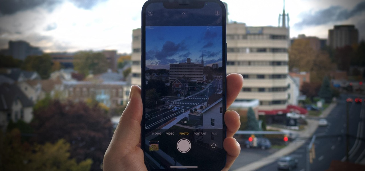 Disable Scene Detection for More Control Over Photo Shoots on Your iPhone 12, 12 Mini, 12 Pro, or 12 Pro Max