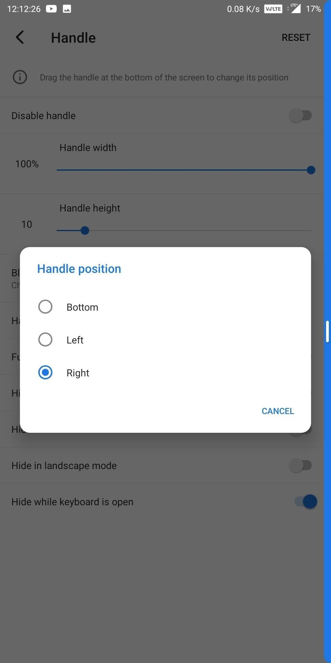 Move Android's Quick Settings to the Bottom for Easier Access to the Swipe Menu