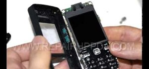 Perform self repair for HP iPAQ 510, 512, 514 series