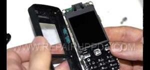 Perform self repair for HP iPAQ 510, 512, 514 series