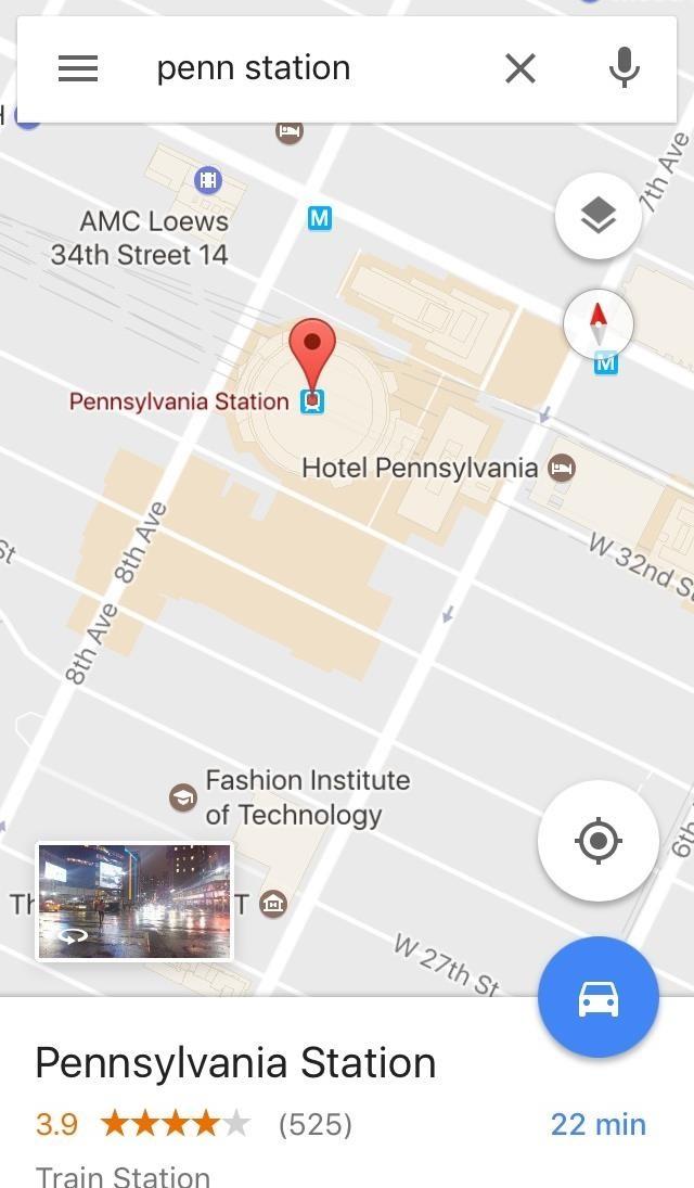 Google Subway Map Nyc.Navigating Subway Stations May Get Easier With This Google Maps