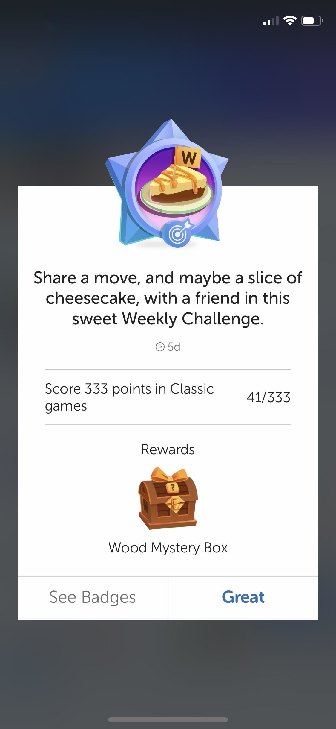 Get more power-ups in Words with Friends to give you the best possible move every time