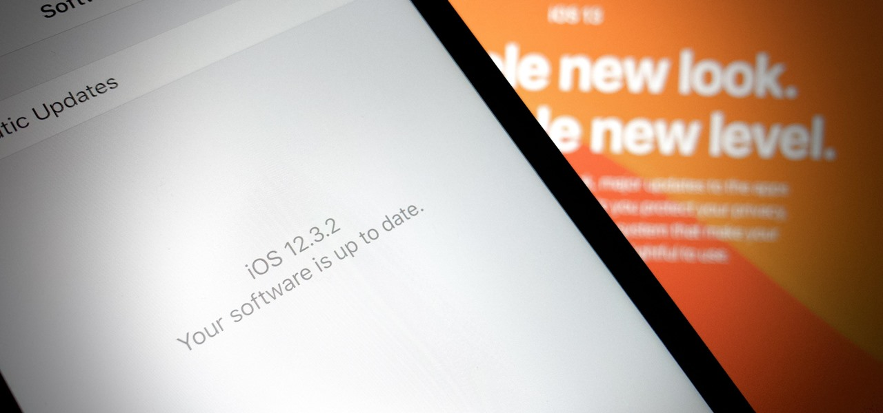 How to Downgrade iOS 13 Back to iOS 12 on Your iPhone Using