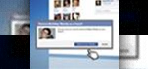 Remove friends from your Facebook page