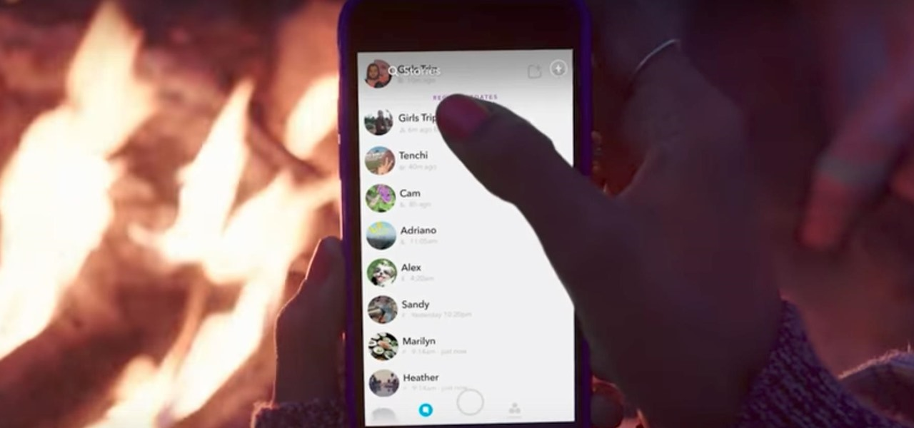 New Snapchat Group Features Swipe Back at Facebook's Story Stealing