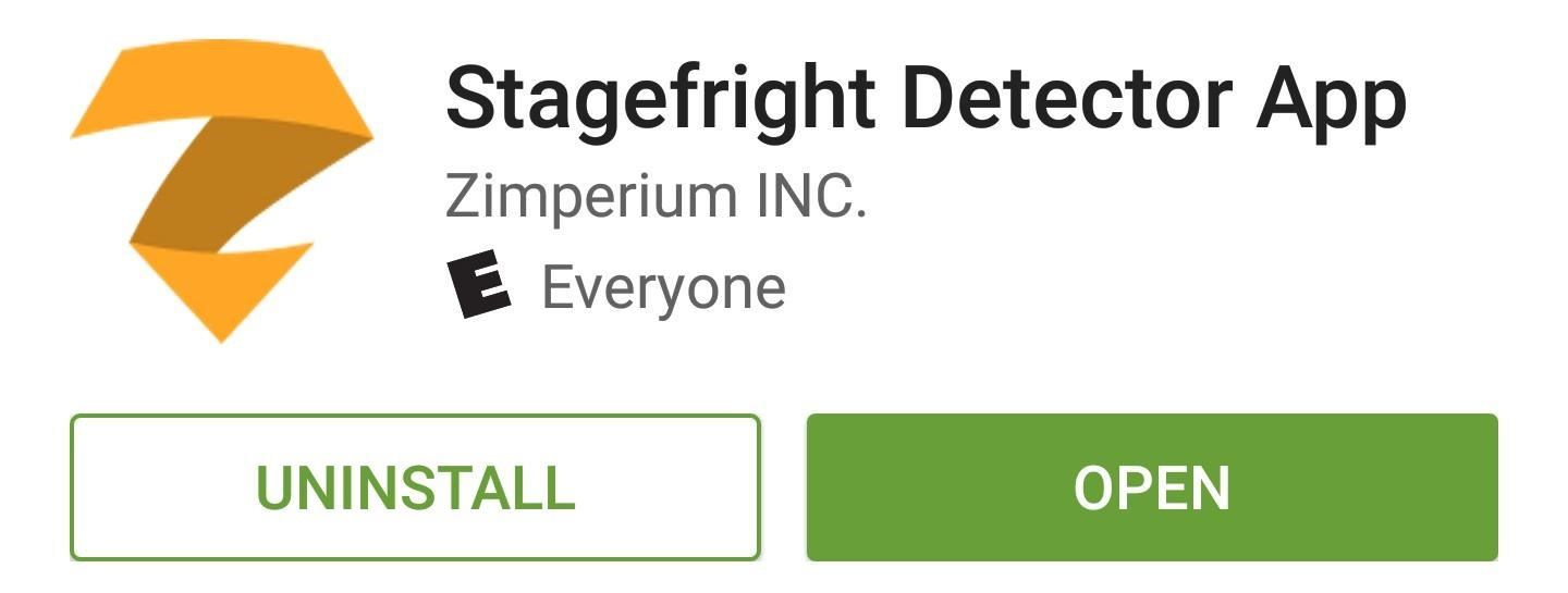 How to Check for the Stagefright Exploit on Your Android Device