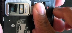 Remove a battery, sim card, or SD card from a Motorola Droid Bionic