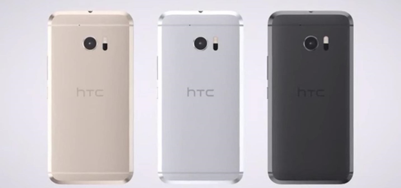 HTC 10 Just Leaked a Day Early—Here's What It Looks Like
